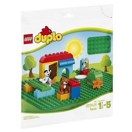 Lego Duplo My First Large Green Building Plate