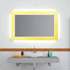 design effekt spiegel goldfever badspiegel shop