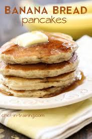 Easy Healthy Pumpkin Pancake Recipe by Amazing Banana Bread Pancakes Chef In Training