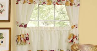 Walmart Rooster Kitchen Curtains by Curtains 34697 4 Tif Sunflower Kitchen Curtains Heavenly Wide