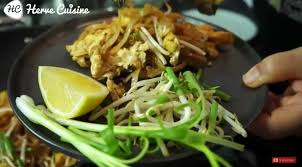 hervé cuisine pate a choux recette d ailleurs les nouilles sautées à la thaïlandaise la