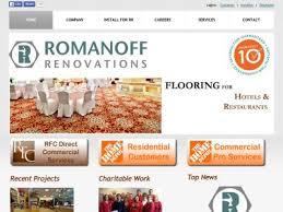 Romanoff Floor Covering Jobs by Romanoff Renovations 3 Reviews 38 Reputation Score
