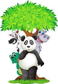 stickers jungle chambre bébé stickers jungle et savane stickers muraux enfant
