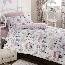 Bed Cover Sets by Festival Double Duvet Cover Set New Tent Campervan Bedding