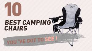 Coleman Oversized Padded Quad Chair Side Cooler by Kingcamp Camping Chair Collection New U0026 Popular 2017 Youtube