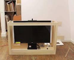schlafzimmer wohnzimmer tv lift mechanismus smart elektrische tv lift