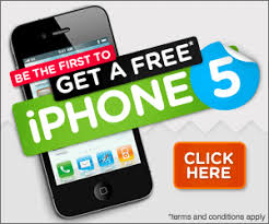 Get a free iPhone 5 This is another great iPhone 5 offer Go