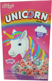 Unicorn Cereal Limited Time Offer 374 Ounce
