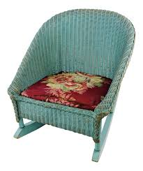 Antique Wicker Rocking Chair | Creative Home Furniture Ideas