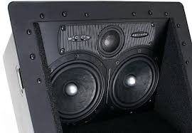 Sonance Stereo In Ceiling Speakers by In Wall Speaker Reviews Sound U0026 Vision