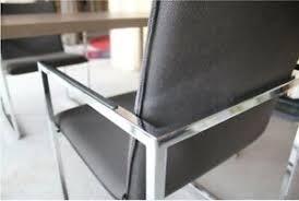 moderne stühle aus chrom günstig kaufen ebay