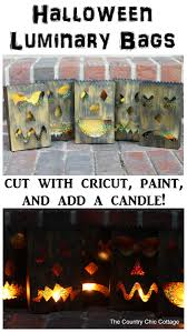 Halloween Luminary Bags Martha Stewart by 100 Outdoor Halloween Decoration Ideas You Should Diy This Year