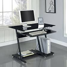 Black Gloss Corner Computer Desk by Articles With Black High Gloss Corner Computer Desk Tag Cool