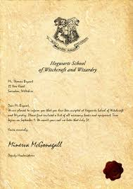14 Harry Potter Brief Vorlage Deutsch The Complete Works