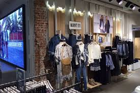 Caulder Moore Has Designed A New Store Concept For European Fashion Retailer Springfield Flagship Launching In Calle Fuencarral Madrid