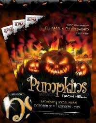 Free Halloween Flyer Templates by 25 Best Free And Premium Psd Flyer Templates