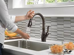 Delta Touch Faucet Battery Location by Faucet Com 9178t Ar Dst In Arctic Stainless By Delta