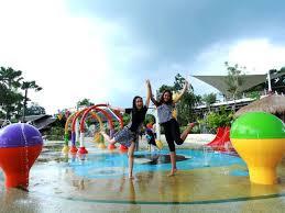 7000 Pengunjung Setiap Hari Jejali 12 Wahana Air Penuh Adrenalin