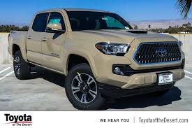 100 Used Toyota Tacoma Trucks For Sale New 2019 2WD TRD Sport Double Cab In Cathedral City