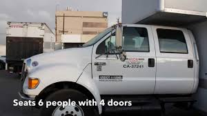 100 Box Truck Rentals 24 Crew Cab Inside And Outside WalkAround YouTube