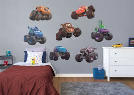 Cars: Monster Trucks Collection - Large Officially Licensed Disney ...