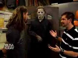 Who Played Michael Myers In Halloween by Celeb Watch U0027halloween U0027s U0027 Rob Zombie U0026 Tyler Mane Youtube
