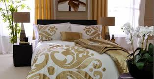 Jazzy s Interior Decorating Gold Black and White Bedrooms