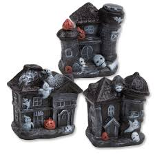 Kmart Halloween Decorations 2014 by 3 Halloween Haunted House Figurines Only 12 95 Reg 49 95