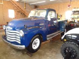 100 1951 Chevy Truck 5 Window Pickup Collectors Weekly