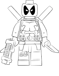 Coloriage Lego Superman Génial Collection Of Free Coloring Pages