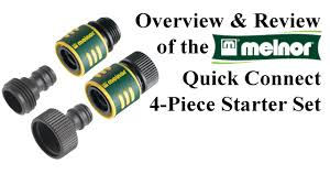 Hose Bib Timer Home Depot by Overview U0026 Review Of The Melnor Quick Connect Starter Set Youtube