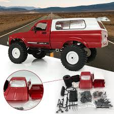 WPL C24 2.4G KITs Car RC Truck Crawler 4WD Off-road DIY Car ... Cross Rc Pg4l 110 4x4 2speed Dually Pickup Truck Crawler Kit Kits Astec Models Model Truck Specialists Tamiya Ford F150 1995 Baja Scale Unboxing Youtube Exceed Microx 128 Micro Monster Ready To Run 24ghz Ecx Amp Mt 2wd Brushed Btd Horizon Hobby Green1 Wpl B24 116 Military Rock Army Car Cheap Rc Racing Kits Find Deals On Line At 114 Fmx Cab Assembly 112 Lunch Box Off Road Van Towerhobbiescom Axial Scx10 Mud Cversion Part One Big Squid Tekno Mt410 Electric Pro Tkr5603