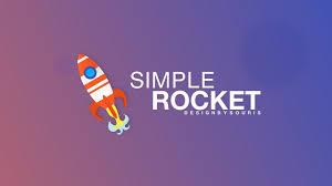 Design A Rocket Poster With Inkscape