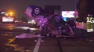100 Truck Stop Los Angeles 2 Drivers Dead After Traffic WrongWay Crash On 110 Freeway In