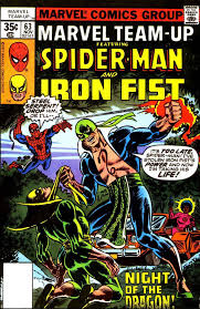 Marvel Team Up 63 Featuring Spider Man And Iron Fist Comics Group November 1977 35