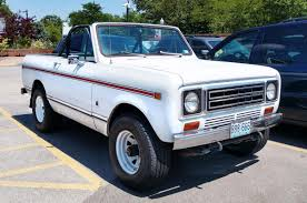 This International Scout II Was A Pretty Decent '20-footer ... 1969 Scout Aristocrat 800a Old Intertional Truck Parts Projects The Story Of Ihs Dieselpowered Inttionalscoutoverlanedlights Fast Lane 1978 Used Ii Terra At Webe Autos Serving Long Restored Rhd 42 Exusps 1977 Harvester Hemmings Find The Day 1976 Daily 5 Things To Do With 43 Intionalharvester Scouts You Just 1964 110 Volo Auto Museum