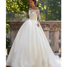online get cheap vintage wedding gown aliexpress com alibaba group
