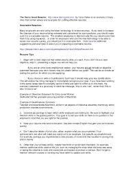 Objective Resume Examples Beautiful For Students New Skills Summary Of
