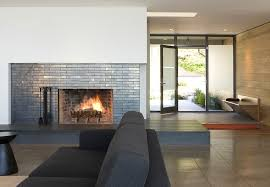 modern fireplace tile ideas