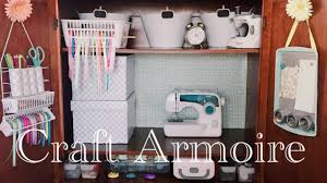 No Craft Room? No Problem! - Craft Armoire Tour - YouTube Crafting With Katie More New Jinger Adams Products Craft Room Craft Armoire Abolishrmcom 25 Unique Ideas On Pinterest Cupboard 45 High Armoire Over The Door By Amazonco Create And Scrapbooking Expert Youtube Office Supply Storage Unique Ideas All Home Decor Hats Off America Best Decoration Fniture Appealing Various Style For Design