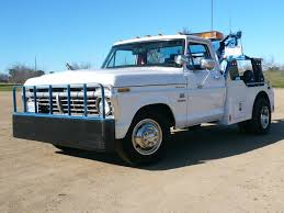 100 1974 Ford Truck Classic F350 WreckerTow Very Nice Clean Original Weld