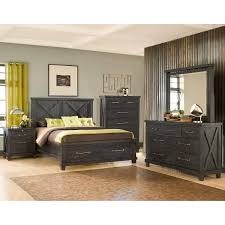 Vaughan Bassett Dresser Drawer Removal by Berenger 6 Piece Cal King Storage Bedroom Set