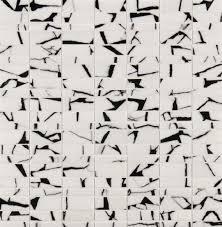 Ann Sacks Tile Dc by Ann Sacks Selvaggio Thassos Marble Mosaic In Midnight Black