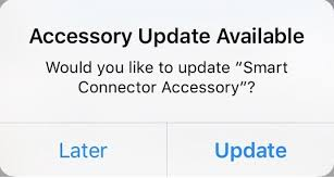 iOS 9 3 Allows iPad Pro to Update Accessories Firmware via Smart