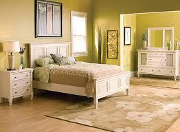 Somerset 4 pc King Bedroom Set Alabaster