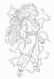 52 Dragon Ball Z Coloring Pages 5418 Via Freecoloringpagescouk