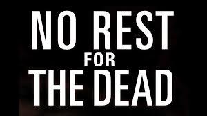 International U2013 Dead By Words by No Rest For The Dead Book By Sandra Brown R L Stine Jeffery