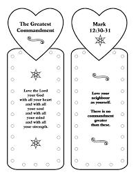 25 Unique Greatest Commandment Ideas On Pinterest