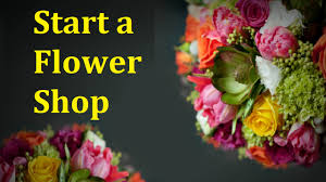 How To Start Flower Ess Plan Florist Maxresdefault Ppt Wedding Farming Business Cut Uk Template Makeup Artist Beauty Salon Gold Vine