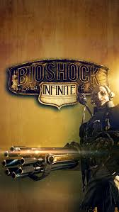 Bioshock Infinite iPhone Wallpaper by footthumb on DeviantArt